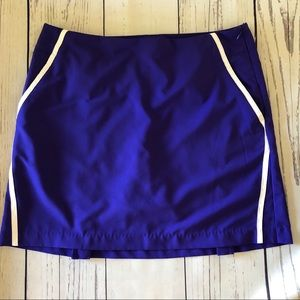 ADIDAS CLIMACOOL athletic sporty SKORT skirt sz 6